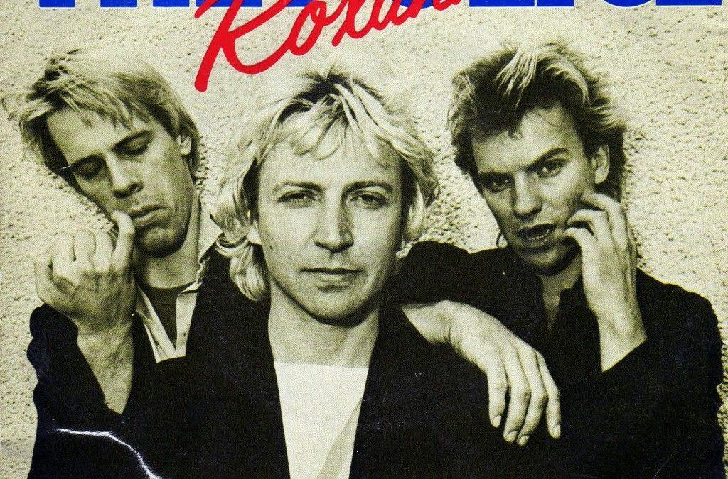 Roxanne - Police LP