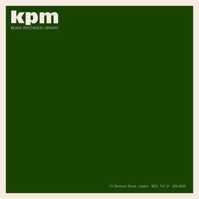 Ambiance musique de film avec la KPM 1000 Series